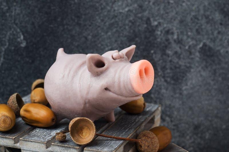 картинки свинья ест желуди многие люди хотят