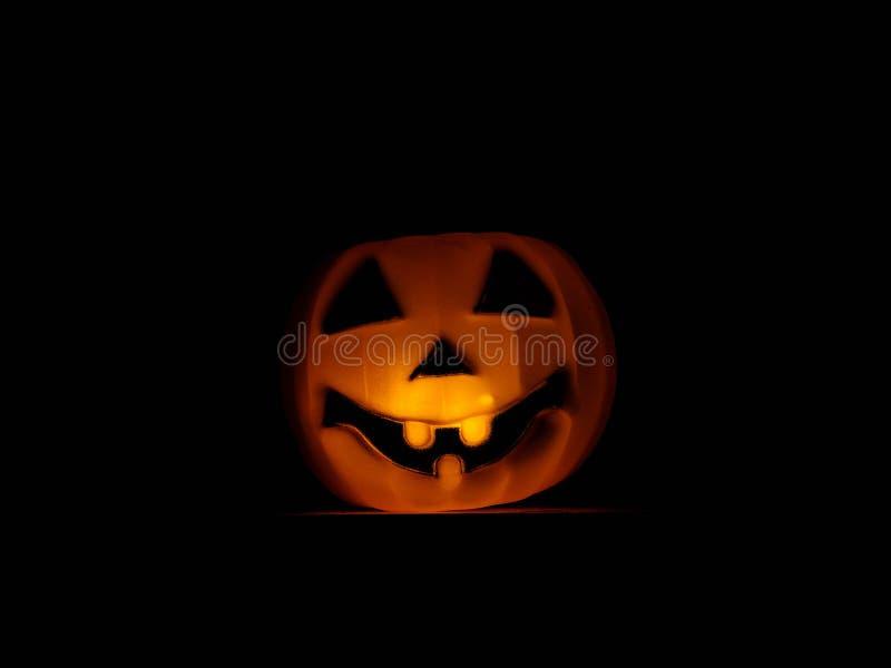 смешная тыква halloween стоковое изображение