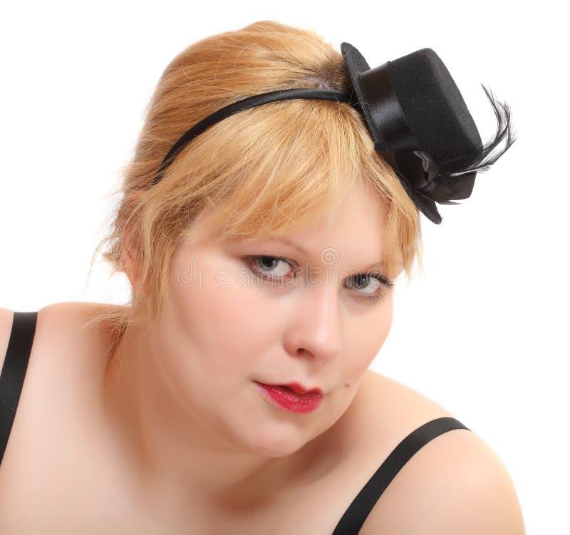 Смешная шляпа. стоковая фотография