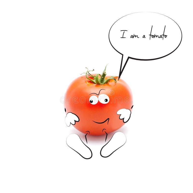 Смешной г-н морковь показывая Кристмас волшебные выходки с его ассистентским придурковатым кроликом Томат стоковые изображения