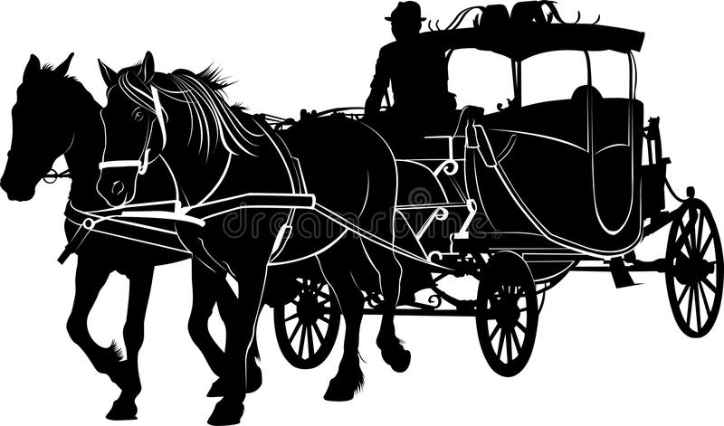 Смеясь над лошадь иллюстрация штока