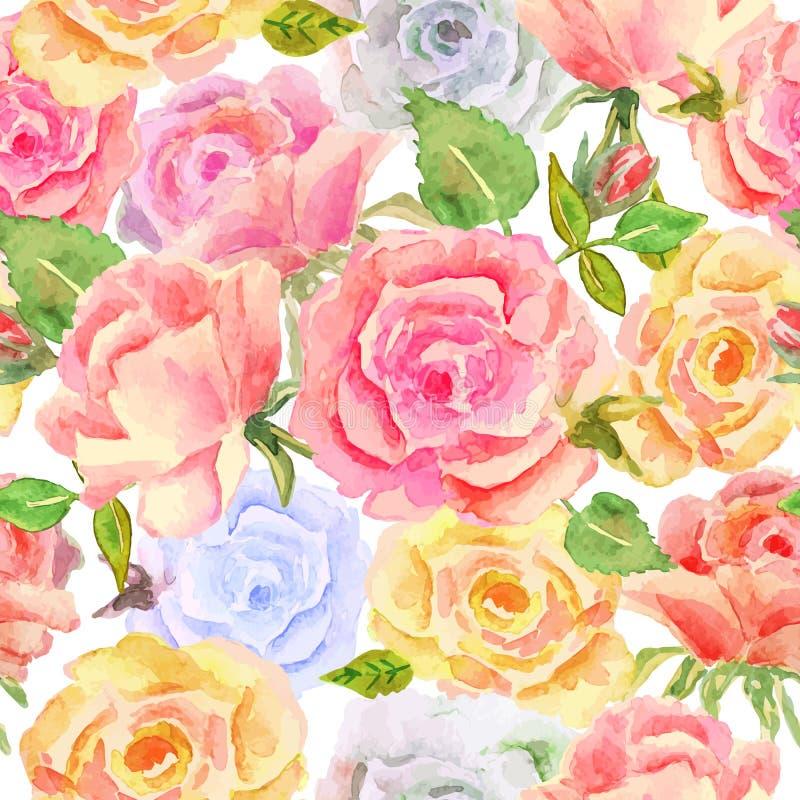 смогите различная флористическая используемая текстура целей иллюстрации иллюстрация штока