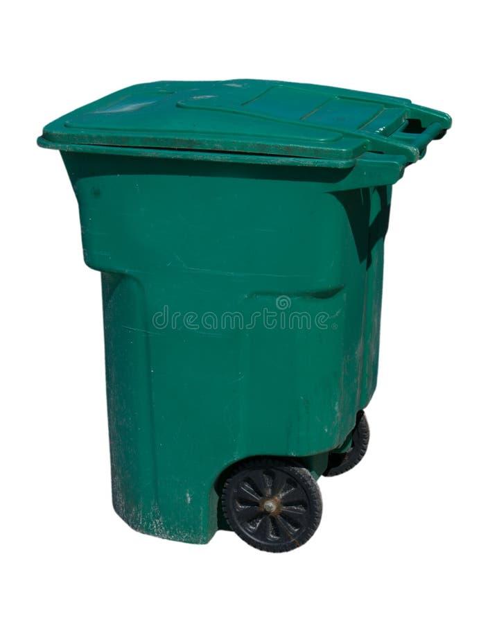 смогите trash стоковая фотография
