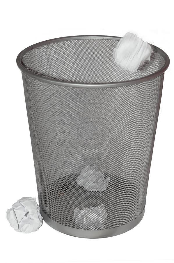 смогите trash стоковые изображения rf