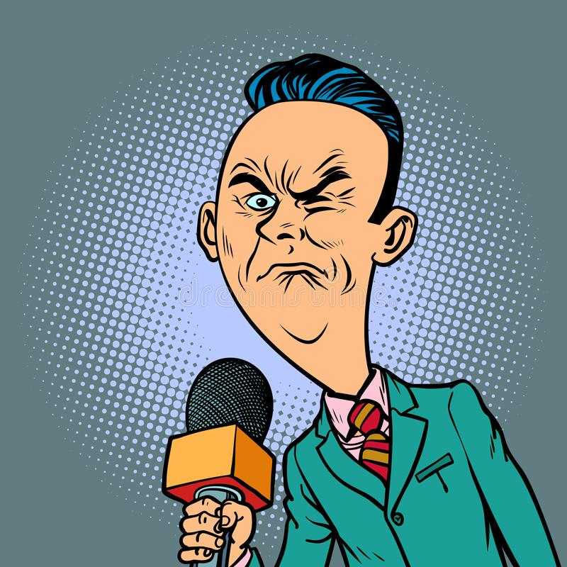 смешные рисунки о журналисте показания применению, для