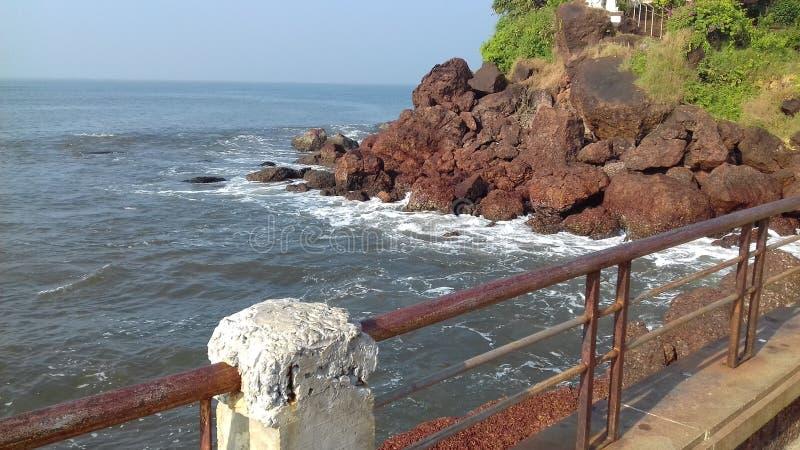 См. пляж стоковые изображения rf