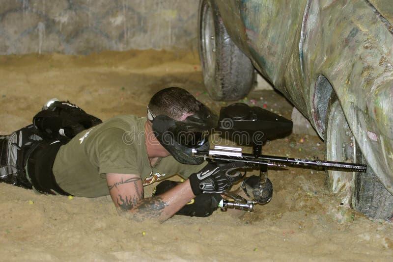 снайпер Стоковые Фотографии RF