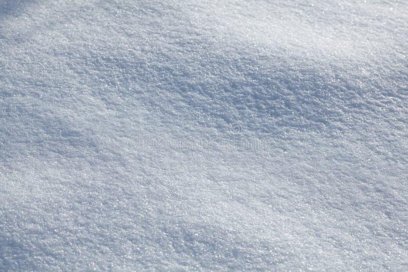 Снег стоковое изображение