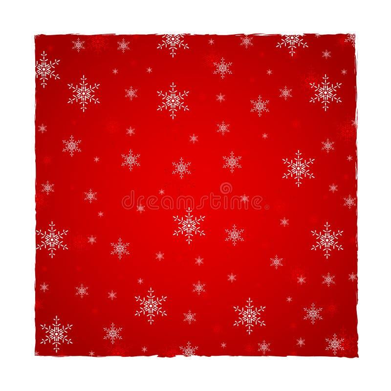 Download снежинка рождества предпосылки Иллюстрация вектора - иллюстрации насчитывающей сезон, снежок: 6860741