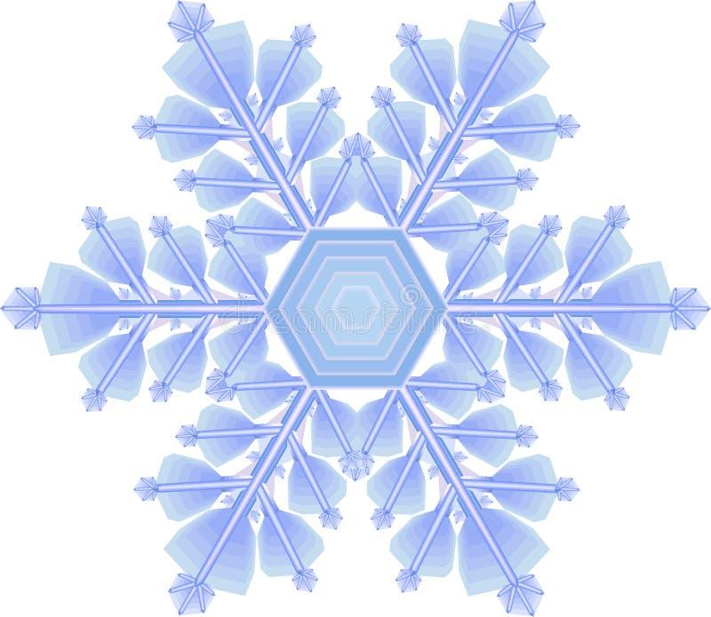 снежинка стоковое фото