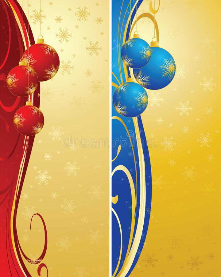 снежинки рождества шариков бесплатная иллюстрация
