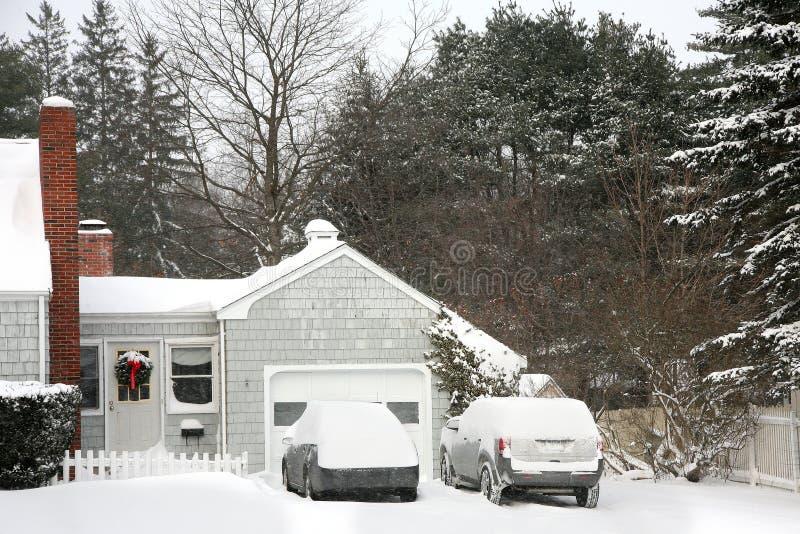 снежок дня стоковые изображения
