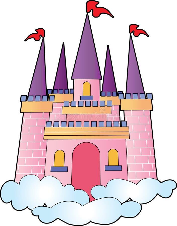сновидение замока иллюстрация штока