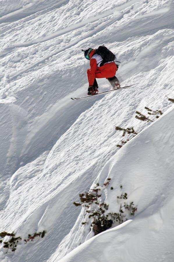Сноуборд стоковое изображение