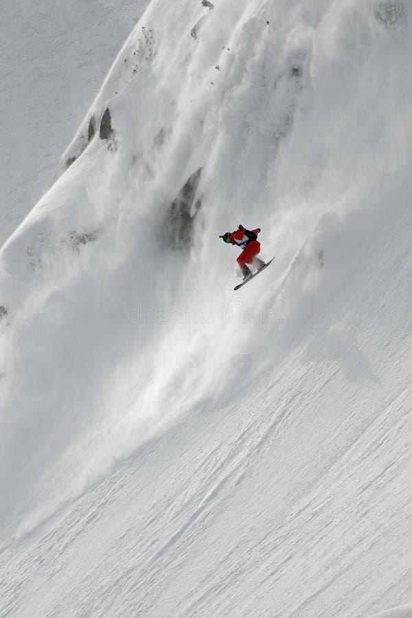 Сноуборд стоковая фотография rf