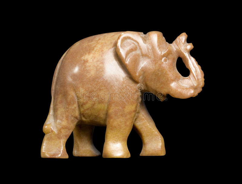 соапстон слона косой стоковые фотографии rf