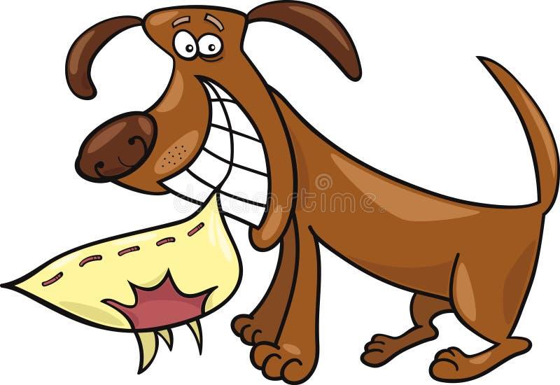 собака непослушная бесплатная иллюстрация