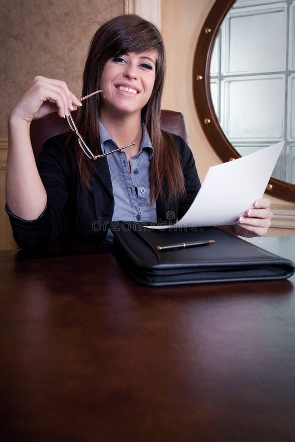 Собеседование для приема на работу стоковое фото rf