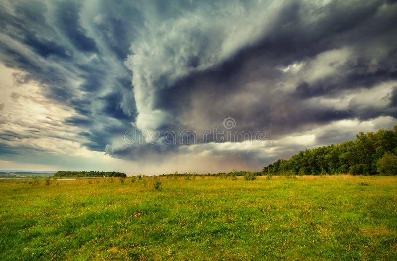 собирать шторм стоковые фото