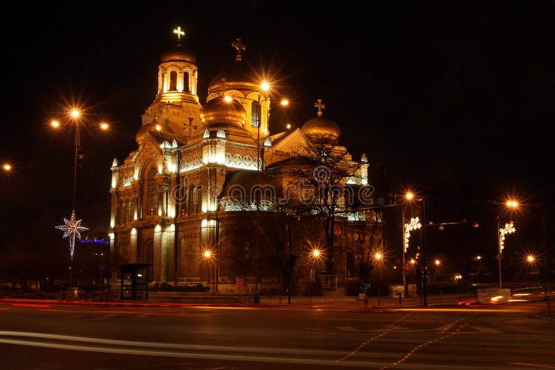 соборы Болгарии стоковые фотографии rf