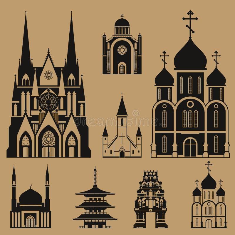 Соборы и церков
