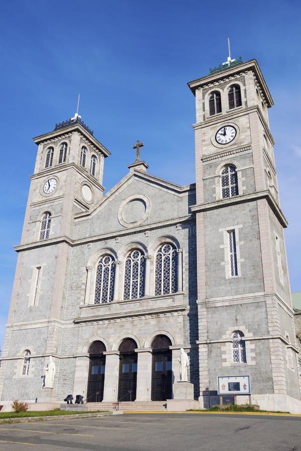 Собор базилики St. John баптист стоковое фото