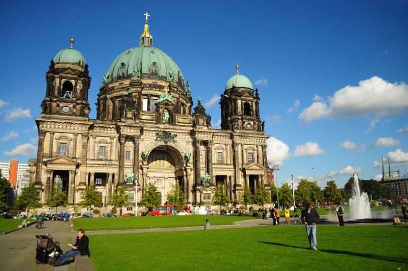 Собор Берлин стоковое фото rf