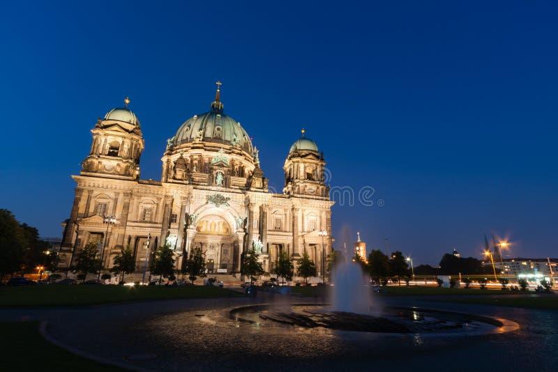 Собор Берлина (немец: Dom берлинца) церковь в Берлине, g стоковое фото