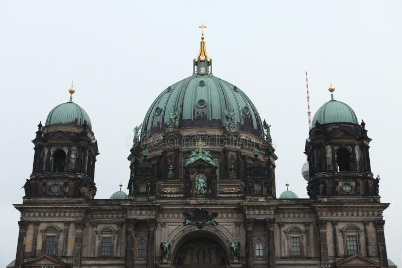 Собор Берлина berlin Германия стоковые фотографии rf