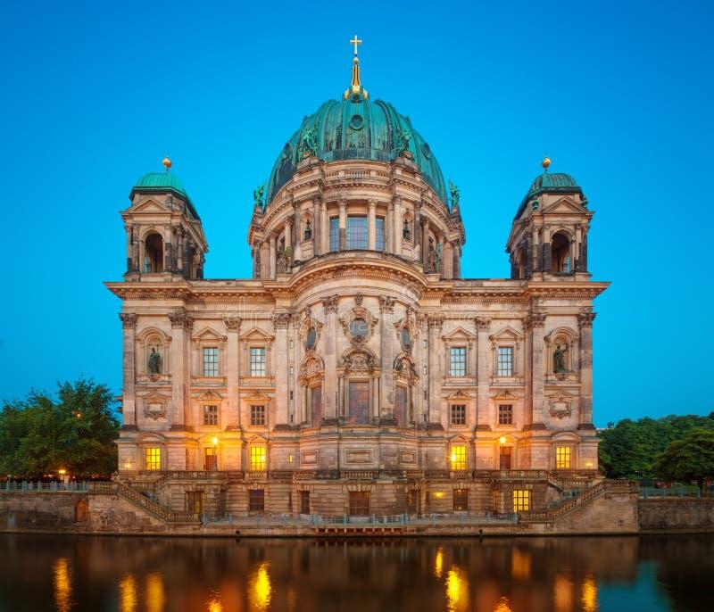 Собор Берлина (Dom берлинца) стоковые изображения