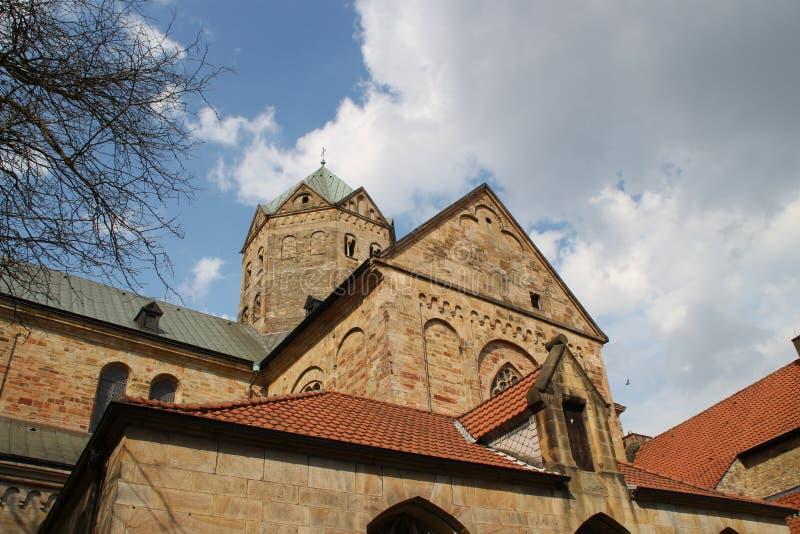 Собор в Osnabrück стоковые фотографии rf