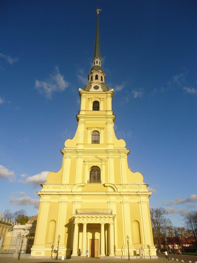 Собор гостеприимсва Санкт-Петербурга стоковые изображения rf