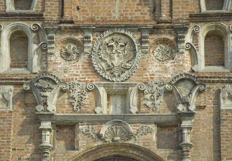 собор детализирует dormition tula стоковые фотографии rf