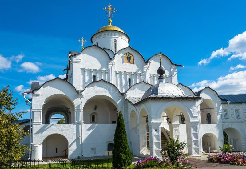 Собор заступничества в Suzdal стоковая фотография rf