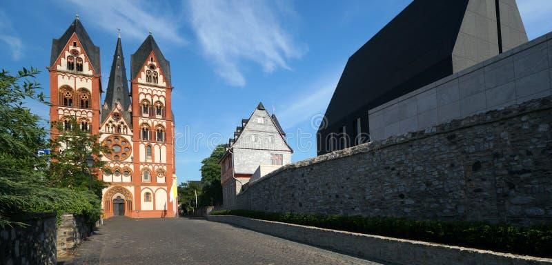 Собор лимбурга стоковое фото
