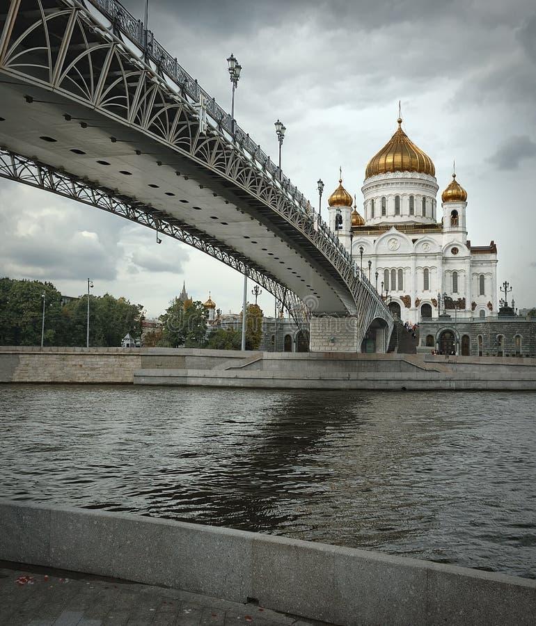 собор моста стоковая фотография rf