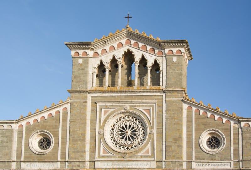 Собор Санты Margherita стоковое фото