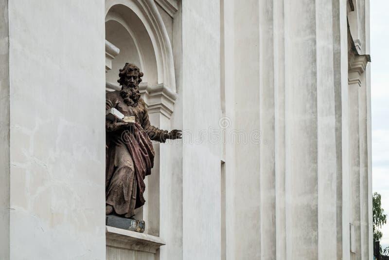 Собор Святого Петра и Павла в Луцке стоковая фотография rf
