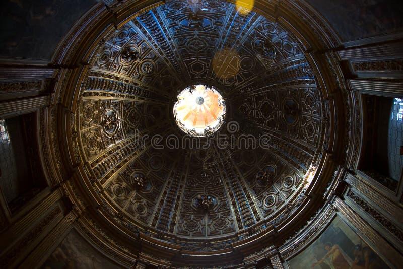 Собор Сиены в Тоскане, Италии стоковое изображение rf