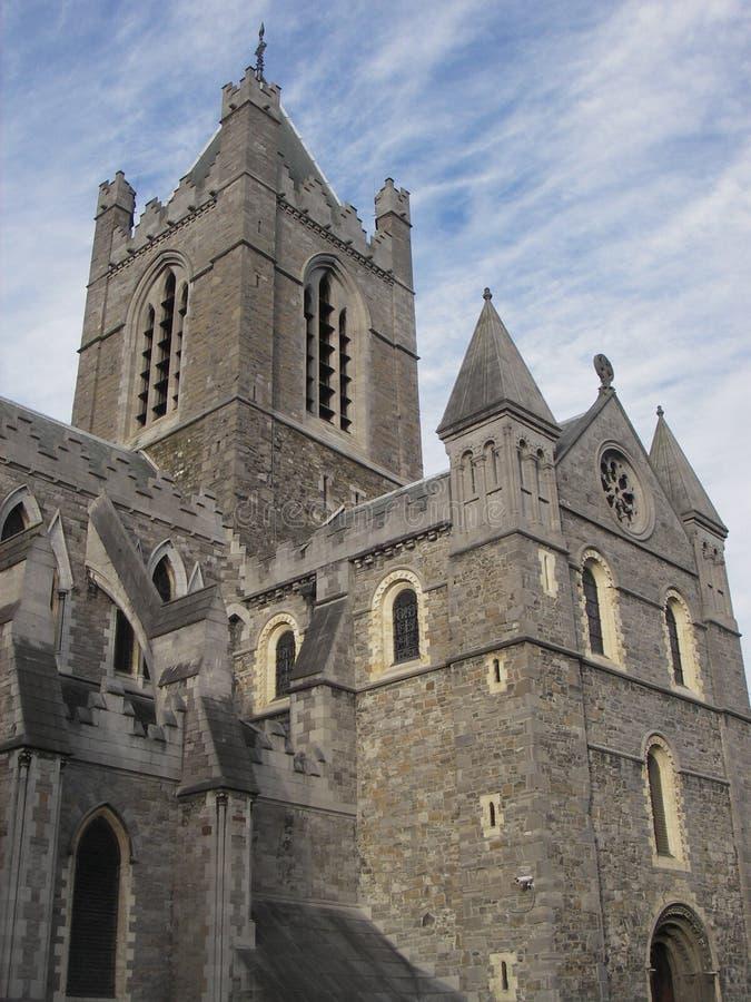 собор dublin стоковое изображение rf