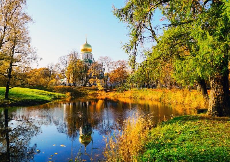 Собор Feodorovsky властительский Собор значка Теодора матери бога стоковая фотография