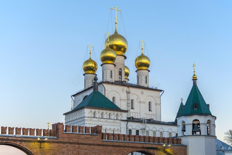 Собор Feodorovsky в Санкт-Петербурге стоковое изображение rf