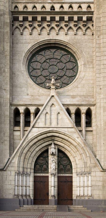 собор jakarta стоковое изображение