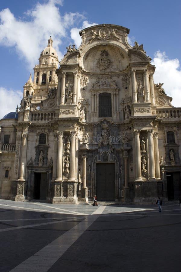 собор maria santa стоковое фото