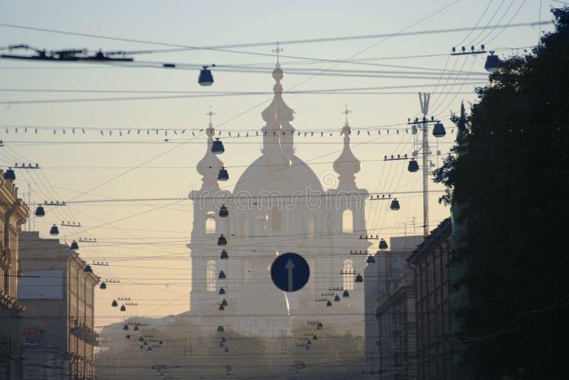 Download собор smolny стоковое изображение. изображение насчитывающей бог - 475351