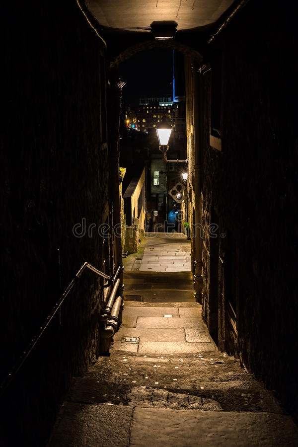 Собор St Giles в Эдинбурге стоковая фотография rf