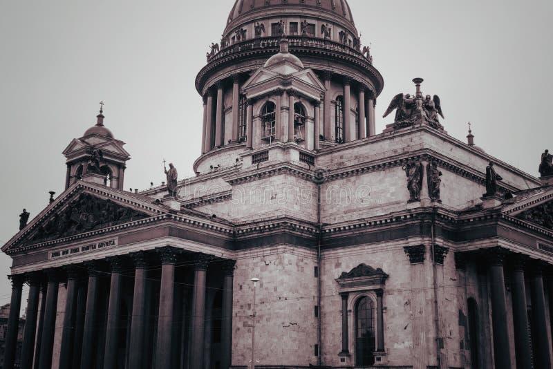 Собор St Isaacs стоковое изображение rf