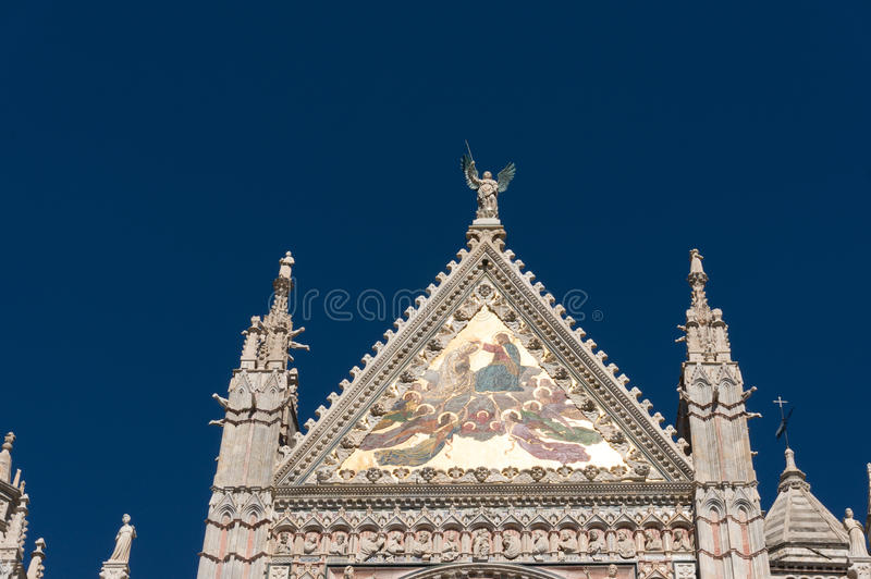 Собор St Mary предположения стоковые изображения rf