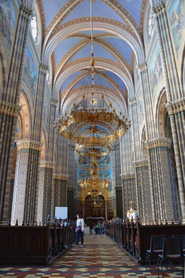 Собор St Peter в akovo  Ä стоковое изображение rf