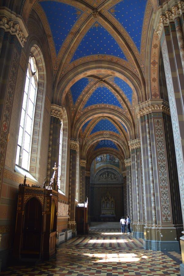 Собор St Peter в akovo  Ä стоковое изображение